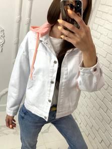 Джинсовая куртка Я7503