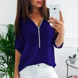 Блуза летняя Я7835