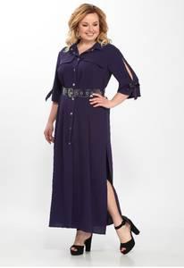 Платье длинное нарядное А00599