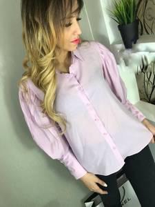 Рубашка однотонная Ц7309