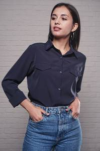 Рубашка с длинным рукавом Ч9615