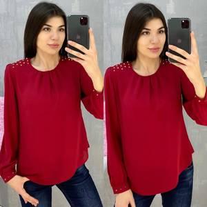 Блуза с длинным рукавом А07675
