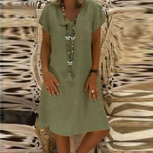 Платье короткое летнее Я0284