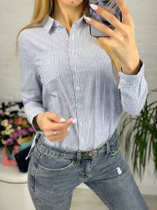 Рубашка с длинным рукавом Я0751