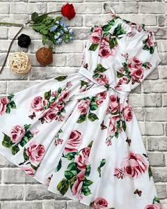Платье короткое летнее Я1484