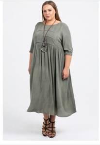 Платье длинное летнее Я1699