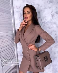 Платье короткое нарядное Я2607