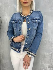 Джинсовая куртка Я7797