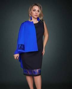 Платье короткое нарядное А10048