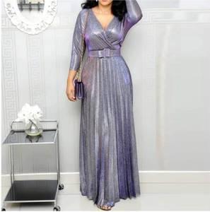 Платье длинное нарядное А17165
