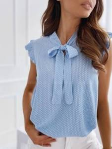 Блуза без рукавов А30159