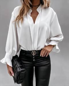 Блуза с длинным рукавом А30611