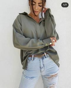 Блуза с длинным рукавом А33665