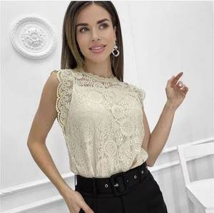 Блуза для офиса А46717