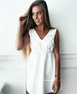 Платье короткое современное Ч3783