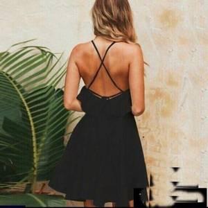 Платье короткое летнее Ч4074