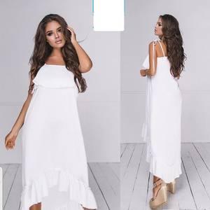 Платье длинное летнее Ч4210