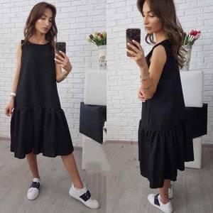Платье короткое современное Ч4406