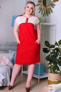 Платье короткое летнее Ч6978