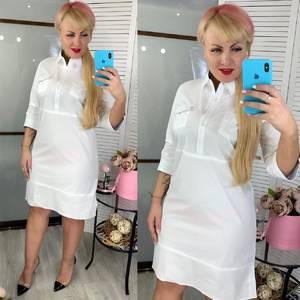 Платье короткое нарядное Ц7207