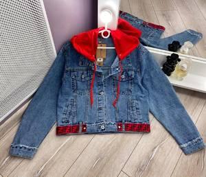 Джинсовая куртка Я0400