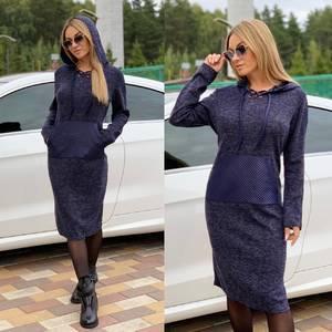 Платье короткое нарядное Ш2044