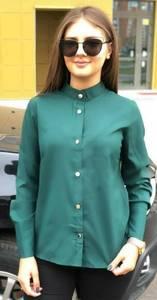 Рубашка с длинным рукавом Ш4503