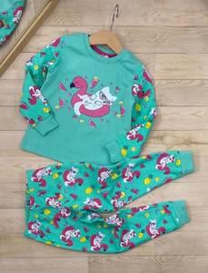 Пижама на флисе А13539