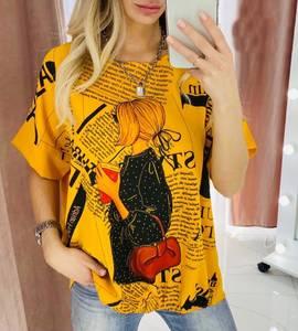 Блуза нарядная А40642