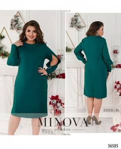 Платье короткое нарядное Ю4082