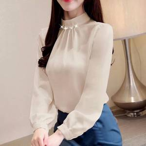 Блуза для офиса Ю7656