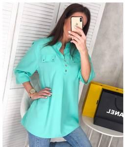 Блуза офисная Ю9658