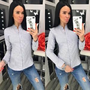 Рубашка с длинным рукавом Я0729
