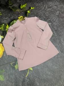 Рубашка однотонная Я3346
