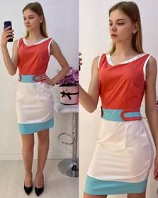 Платье Я7437