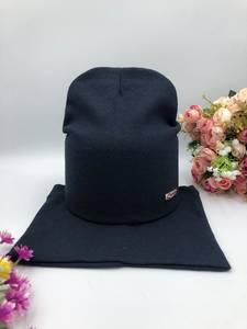 Шапка и шарф Хомут А08094