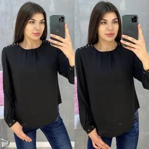 Блуза с длинным рукавом А07678