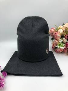Шапка и шарф Хомут А08096