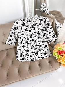 Рубашка с принтом Я5586
