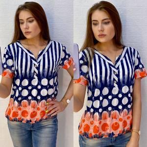 Блуза летняя Я5742