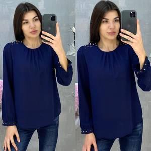 Блуза с длинным рукавом А07679