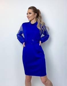 Платье короткое нарядное А31596