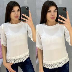Блуза летняя А07680