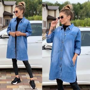Джинсовая куртка Ю4162