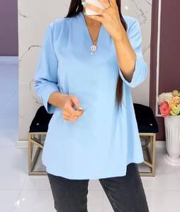 Блуза нарядная А40248