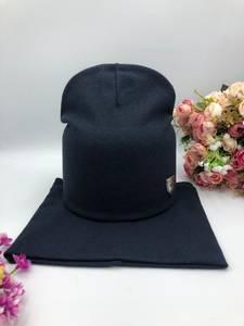 Шапка и шарф Хомут А08100