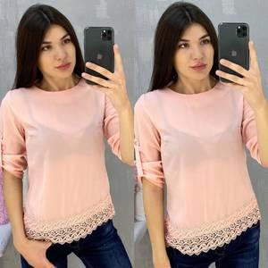 Блуза летняя А07684