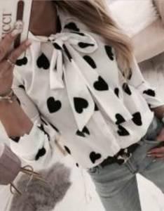 Рубашка с длинным рукавом Я1449
