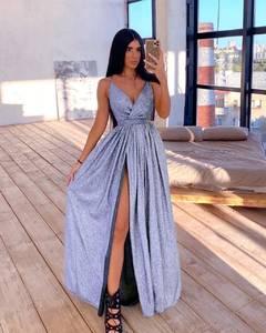 Платье длинное нарядное А16181