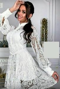 Платье короткое нарядное А31576